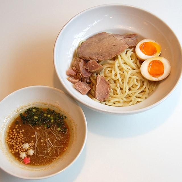 九月堂のスペシャルつけ麺